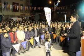 """Özboyacı: """"Türkiye'ye mesaj niteliğinde bir oy farkını bekliyoruz"""""""