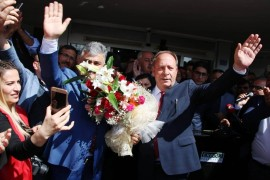 Ereğli'de Başkan Oprukçu görevini devraldı