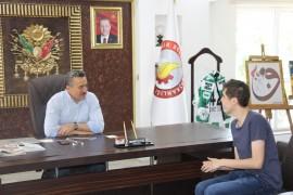 Başkan Tutal Meşveret Günlerinde hemşehrilerini ağırladı