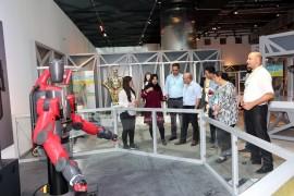 Konya Bilim Merkezi, uluslararası bilim merkezlerine danışmanlık yapıyor