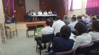 Kulu'da İlçe Müdürlüğü Kurulu Toplantısı düzenlendi