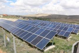 KOSKİ yenilenebilir enerji kullanımını tesislerinde yaygınlaştırıyor