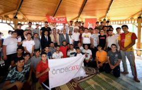 """Başkan Altay: """"Gençlerimiz daha güçlü bir Türkiye inşa edecektir"""""""
