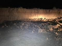 Dere yatağında toprak kayması: 2 çocuk öldü, 2 çocuk yaralandı
