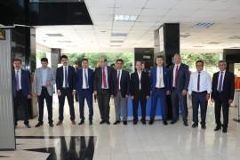 Konya SMMMO üyeleri bayramlaştı