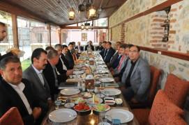 Akşehir'de soğuk hava deposu ihtiyaç tespiti istişare toplantısı yapıldı