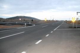 Beyşehir-Seydişehir arası bölünmüş yol çalışmaları sürüyor