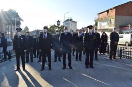 Hüyük'te 10 Kasım Atatürk'ü anma töreni