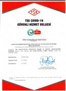 KOSKİ Covid-19 belgesini alan ilk su ve kanalizasyon idaresi oldu