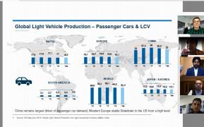 KSO'da, pandeminin otomotiv sektörüne etkisi konuşuldu