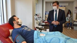 Kılca'dan Konya Plazma ve Kan Bağışı Merkezi'ne ziyaret