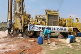 Konya Büyükşehir 11 ilçede daha su hasretini giderdi
