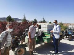 Konya Şeker'den üreticiye 28 milyon liralık motorin desteği