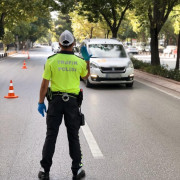 Konya'da 2 bin 235 sürücüye çeşitli ihlallerden ceza