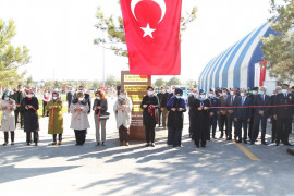 Konya'da Kayacık Engelsiz Yaşam Parkı açıldı
