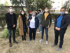 Konya'da kedilerin öldürüldüğü iddiası