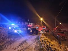 Konya'da yaşlı adam yangında hayatını kaybetti