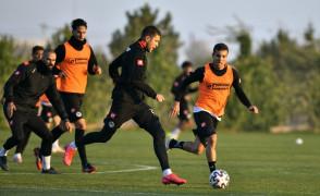 Konyaspor'da Kasımpaşa maçı hazırlıkları devam ediyor