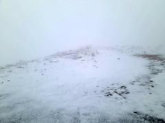 Konya'ya mevsimin ilk karı yağdı