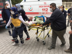 Kulu'da zincirleme trafik kazası: 3 yaralı