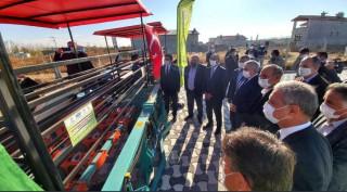 Meram'da tarımsal üretim artacak
