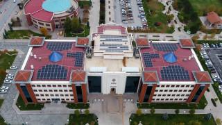 Selçuklu Belediyesi kendi elektriğini üretmeye başladı