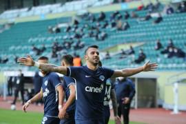 Süper Lig: Konyaspor: 0 – Kasımpaşa: 1 (İlk yarı)