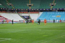 Süper Lig: Konyaspor: 0 – Medipol Başakşehir 0 (Maç devam ediyor)