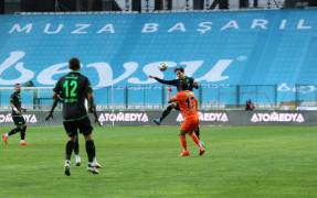 Süper Lig: Konyaspor: 1 – M. Başakşehir: 2 (Maç sonucu)