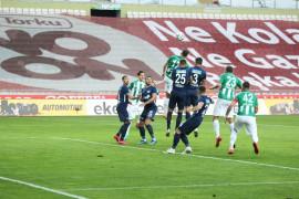 Süper Lig: Konyaspor: 2 – Kasımpaşa: 1 (Maç sonucu)