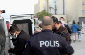 Süt kazanında banyo yapan ve görüntüyü kaydeden tutuklandı