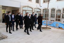 Akşehir Taş Eserler Müzesi törenle açıldı