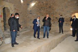Akşehir'in kültürel ve tarihi değerleri turizme kazandırılacak