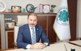 """Başkan Karabacak: """"Yapılandırma yeniden revize edilmeli"""""""