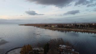 Beyşehir Gölü'nü besleyen akarsular da yağış bekliyor