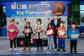 Geleneksel Türk Okçuluğu Kış Turnuvası sona erdi
