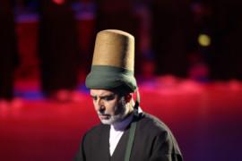 Hazreti Mevlana'yı anma törenleri seyircisiz olarak başladı