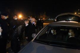 İçişleri Bakan Yardımcısı Erdil Konya'da uygulamaya katıldı