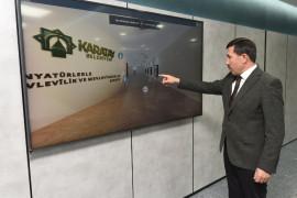 Karatay Belediyesi'nden Şeb-i Arus Haftasında dijital sergi