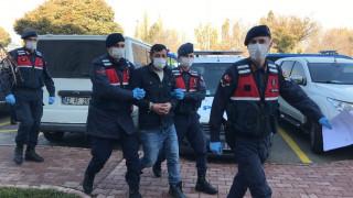 Konya'da 4 ayrı suçtan aranan zanlı yakalandı