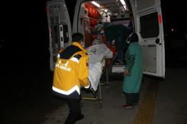 Konya'da apartmanda patlama: 3 yaralı