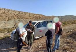 Konya'da bir ayda 95 kaçak avcıya 156 bin lira ceza kesildi