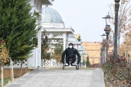 Konya'da engelli destek merkezi kuruldu