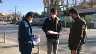 Konya'da korona virüs uygulamaları sürüyor