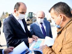 Konya'da trafiği rahatlatacak çalışma