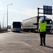Konya'da trafik denetimlerinde 3 bin 179 sürücüye ceza