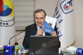 """Kütükcü: """"Konya 2020 yılında da üretim, yatırım ve ihracat dedi"""""""