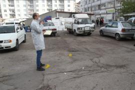 Pazar yerinde silahlı saldırıya uğrayan şahıs yaralandı