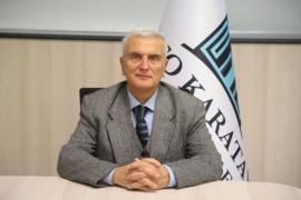 """Prof. Dr. Dikeç: """"Üretimi korumaya yönelik tedbirler ekonomik büyümeyi olumlu etkiledi"""""""
