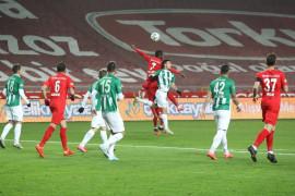 Süper Lig: Konyaspor: 0 – Sivasspor: 0 (İlk yarı)